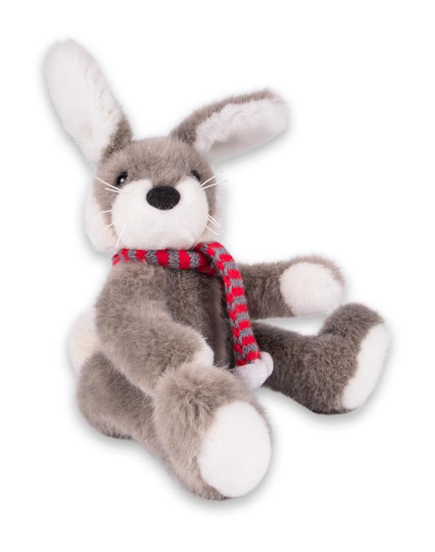 Kaninchen Konrad Stofftier selbermachen nähen Bastelpaket TIEKIDS